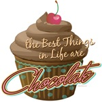 The Best Things are Chocolate!