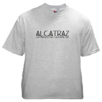 San Francisco Alcatraz t-shirts + gifts