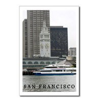 sf bay gifts - San Francisco postcards