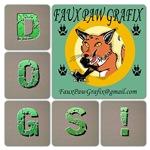 Faux Paw Grafix - DOGS!
