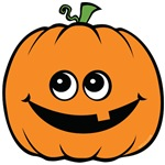 Cute Pumpkin T-shirts