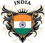 Indian Flag T-shirts & Gifts