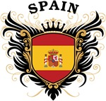 Spanish Flag T-shirts & Gifts