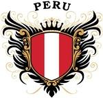 Peruvian Flag T-shirts & Gifts