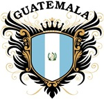 Guatemalan Flag T-shirts & Gifts
