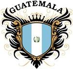 Guatemalan Flag T-shirts & Gifts