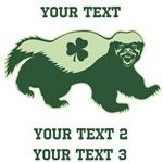 Irish Honey Badger