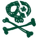 Funny St. Patty's Pirate