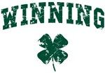 Winning St Patty