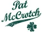 Pat McCrotch shirts