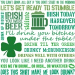 St. Patrick's Day Drinking