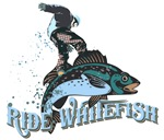 Ride Whitefish Snowboarder