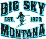 Big Sky Black Ice