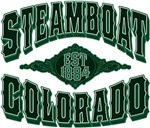 Steamboat Colorado Money Shot