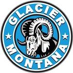 Glacier Ice Circle