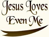 Jesus Loves Me  | Trendy T-Shirts & Gifts