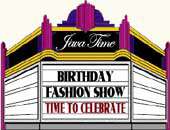 Birthday Fashion Show