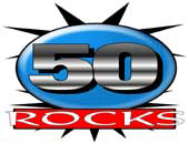 50 Rocks | Memorable Birthday Gifts & Apparel