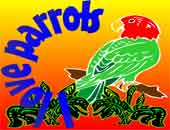Parrots fashion & gifts