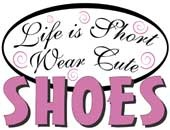 Wear Cute Shoes | Walk In Style | Gifts | Apparel