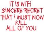 Sincere Regret 3