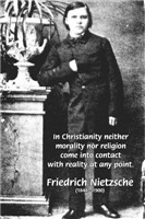 Humorous Nietzsche: Fallacy of Moral Religion