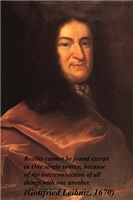 Gottfried Leibniz: Metaphysics Reality