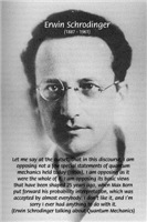 Erwin Schrodinger: Quantum Mechanics