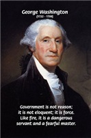 George Washington: Government is Force