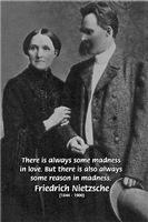 Nietzsche German Philosophy Love & Madness