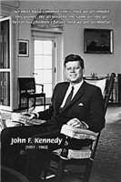 John F. Kennedy (JFK) Unity in Humanity