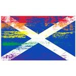 Scotland Gay Pride Flag