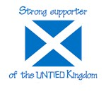 Supporter of the UNTIED Kingdom