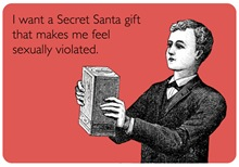 Sexually Violated Gift