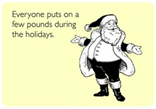 Holiday Pounds