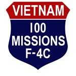 F-4C - 100 Missions