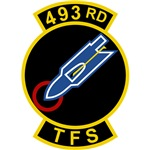 493rd Tactical Fighter Squadron 'Roosters'