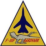 492nd TFS F-111F Aardvark