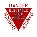 F-111 Danger Ejectable Crew Module