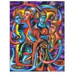 Spiritual Art Drawing #P0410