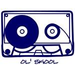 'ol skool tape
