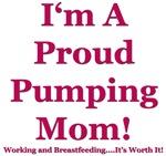 Proud Pumping Mom!