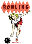 VINTAGE BOWLING Shirt, Poster and More