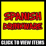 Spanish Mugs And Glasses