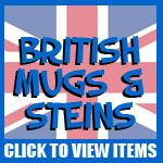 British Beer Steins and Mugs