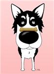 Siberian Husky - I Noz How To Treat You Right