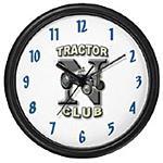 9N/2N Logo Clocks