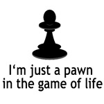 Just a pawn in the game of life