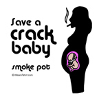 save a crack baby