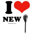 i heart new spork